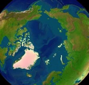EU har tengt å bry seg meir med dette området framover. Foto: NASA