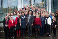 Medlemmane av kommunestyret i Tromsø