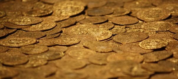 Gullpengar